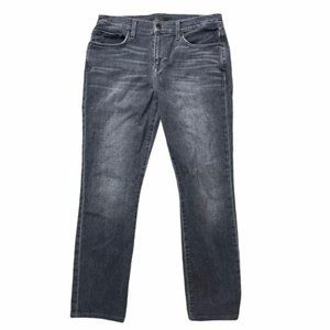 JOE'S Black Stone Washed Jeans Slim Fit Size 32